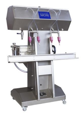 Riempitrice con misuratore di livello elettrico cod for Piani di coperta multi livello